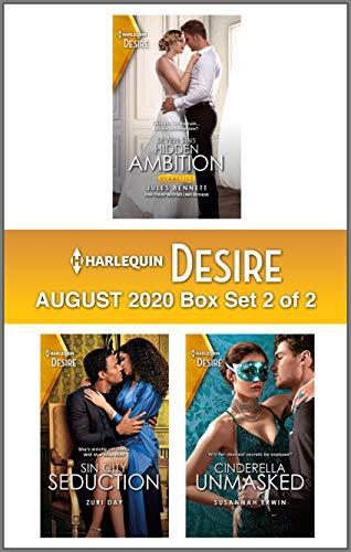 Harlequin Desire August 2020 - Box 2 of 2 Jules Bennett , Zuri Day, et al.