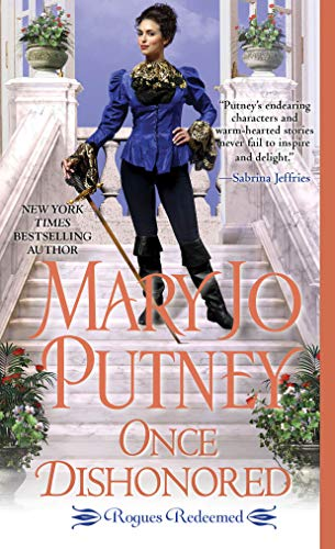 Once Dishonored (Rogues Redeemed Book 5) Mary Jo Putney