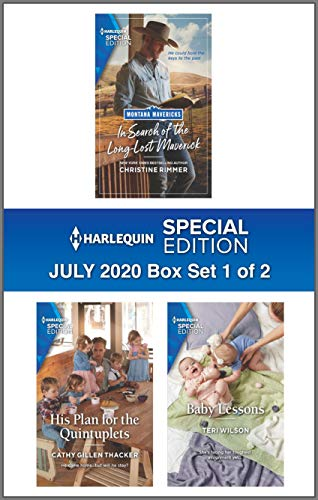 Harlequin Special Edition July 2020 - Box Set 1 of 2  Christine Rimmer , Cathy Gillen Thacker, et al.
