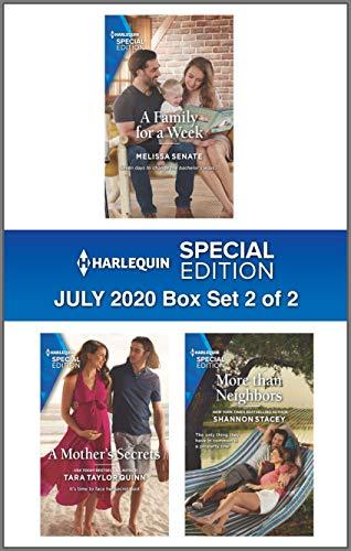 Harlequin Special Edition July 2020 - Box Set 2 of 2  Melissa Senate , Tara Taylor Quinn, et al.
