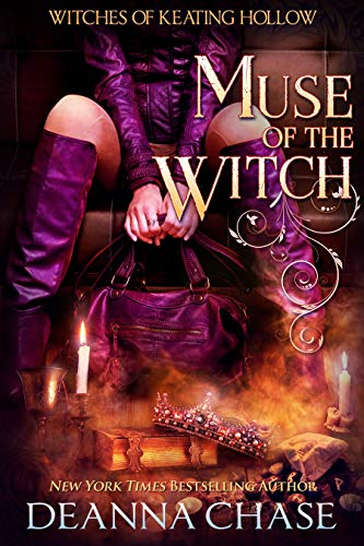 Muse of the Witch (Witches of Keating Hollow Book 9)  Deanna Chase