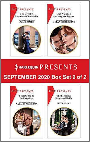Harlequin Presents - September 2020 - Box Set 2 of 2 Julia James , Natalie Anderson, et al.