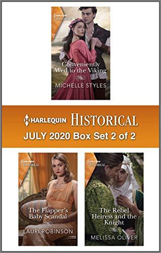 Harlequin Historical July 2020 - Box Set 2 of 2 Michelle Styles, Lauri Robinson, et al.