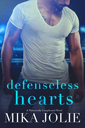 Defenseless Hearts: A Standalone Sports Romance (Playing for Keeps Book 2)  Mika Jolie