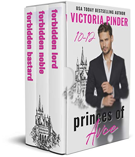 Princes of Avce 10-12 Victoria Pinder