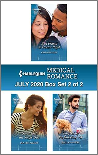 Harlequin Medical Romance July 2020 - Box Set 2 of 2 Ann McIntosh, Deanne Anders, et al.