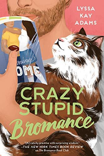 Crazy Stupid Bromance (Bromance Book Club 3) Lyssa Kay Adams