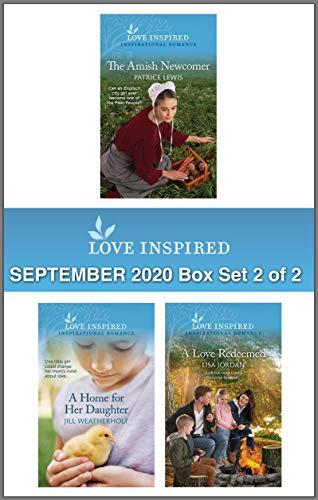 Harlequin Love Inspired September 2020 - Box Set 2 of 2: An Anthology Patrice Lewis , Jill Weatherholt, et al.