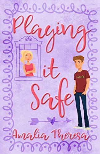 Playing it Safe (Playing to Win Book 2) Amalia Theresa