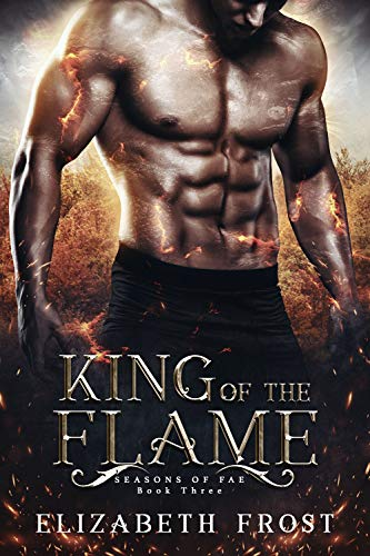 King of the Flame (Seasons of Fae Book 3) Elizabeth Frost