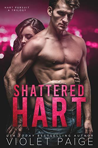 Shattered Hart (Hart Pursuit Trilogy Book 2)  Violet Paige