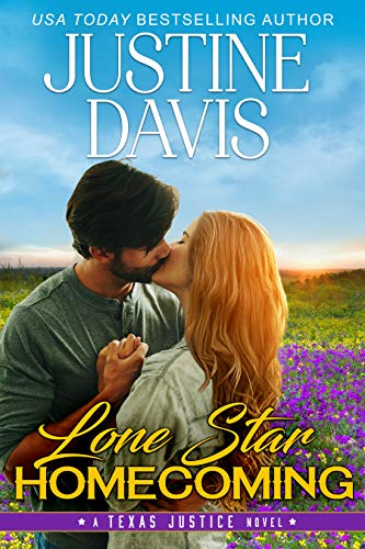 Lone Star Homecoming (Texas Justice Book 5)  Justine Davis