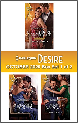 Harlequin Desire October 2020 - Box Set 1 of 2 Andrea Laurence, Karen Booth , et al.