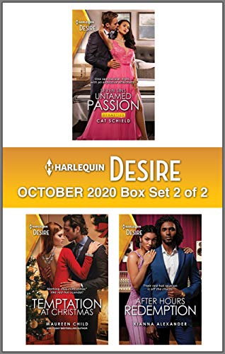 Harlequin Desire October 2020 - Box Set 2 of 2 Cat Schield, Maureen Child, et al.