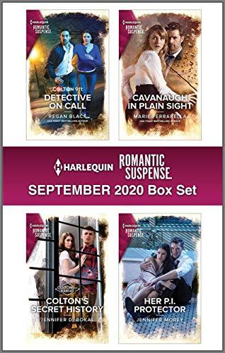 Harlequin Romantic Suspense September 2020 Box Set Regan Black , Jennifer D. Bokal, et al.