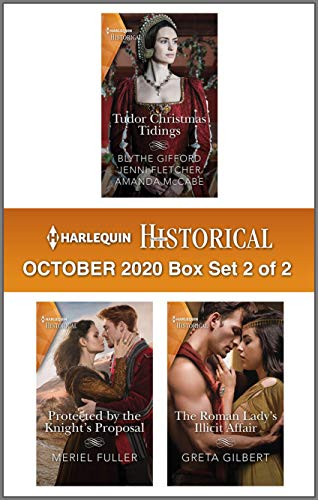 Harlequin Historical October 2020 - Box Set 2 of 2 Blythe Gifford, Jenni Fletcher, et al.