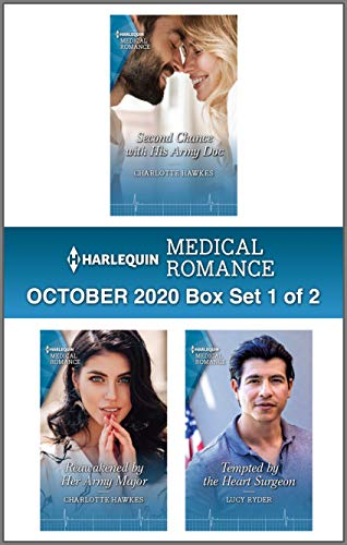 Harlequin Medical Romance October 2020 - Box Set 1 of 2 Charlotte Hawkes, Lucy Ryder, et al.