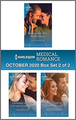 Harlequin Medical Romance October 2020 - Box Set 2 of 2 Louisa Heaton, Ann McIntosh, et al.