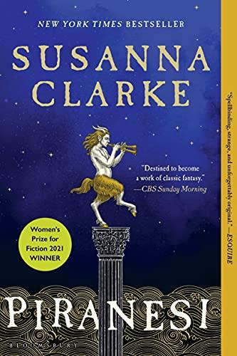 Piranesi Susanna Clarke