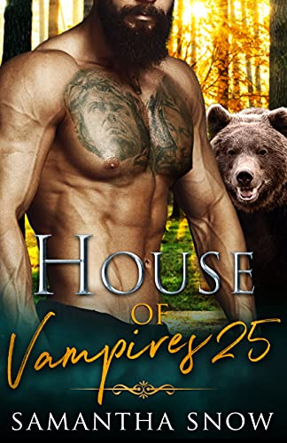 House Of Bears 3: Trapped (Bears Of Oregon)  Samantha Snow