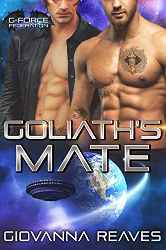 Goliath's Mate (G-Force Federation Book 3)  Giovanna Reaves
