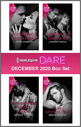 Harlequin Dare December 2020 Box Set Clare Connelly, Rachael Stewart, et al.