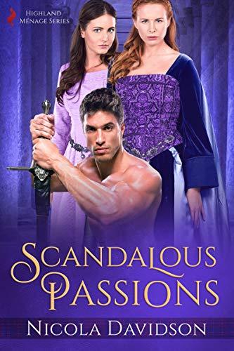 Scandalous Passions  Nicola Davidson