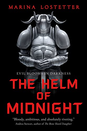The Helm of Midnight (The Five Penalties Book 1) Marina Lostetter