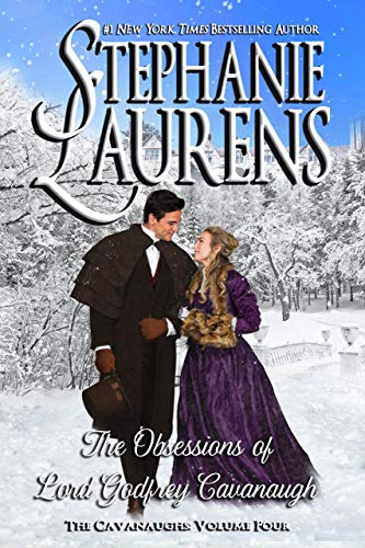 The Obsessions of Lord Godfrey Cavanaugh (The Cavanaughs Book 4) Stephanie Laurens