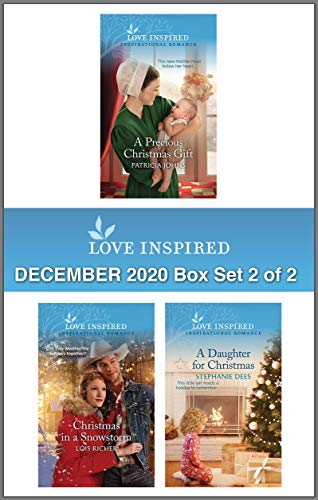 Harlequin Love Inspired December 2020 - Box Set 2 of 2: An Anthology Patricia Johns, Lois Richer , et al.
