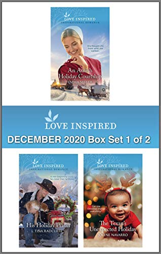 Harlequin Love Inspired December 2020 - Box Set 1 of 2: An Anthology Emma Miller, Tina Radcliffe, et al.