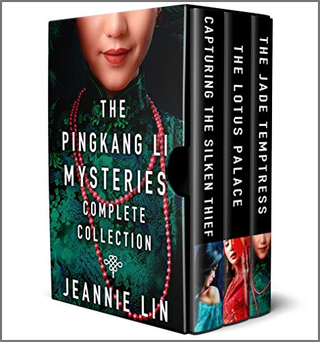 The Pingkang Li Mysteries Complete Collection Jeannie Lin