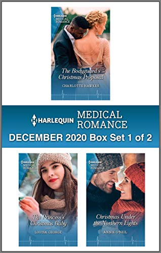 Harlequin Medical Romance December 2020 - Box Set 1 of 2 Charlotte Hawkes , Louisa George, et al.