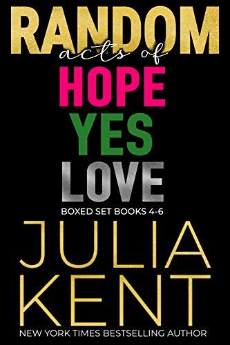 The Random Series Boxed Set (Books 4-6) (Random Box Book 2) Julia Kent