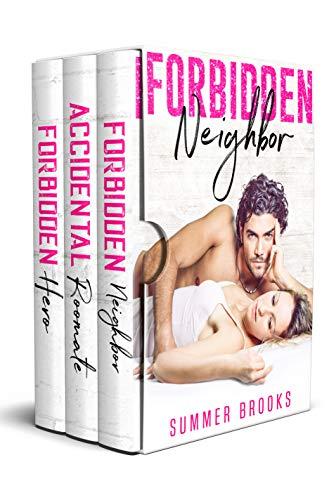 Forbidden Neighbor: A Contemporary Romance Boxset (Forbidden Saga Book 2)  Summer Brooks