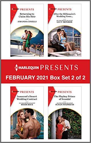 Harlequin Presents - February 2021 - Box Set 2 of 2 Lucy Monroe, Susan Stephens, et al.