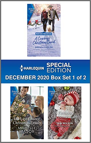 Harlequin Special Edition December 2020 - Box Set 1 of 2 Brenda Harlen , Michelle Major, et al.