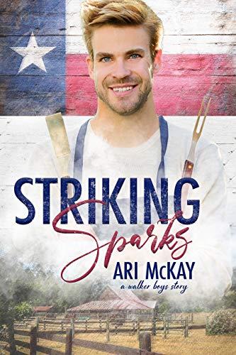 Striking Sparks (The Walker Boys Book 1) Ari McKay
