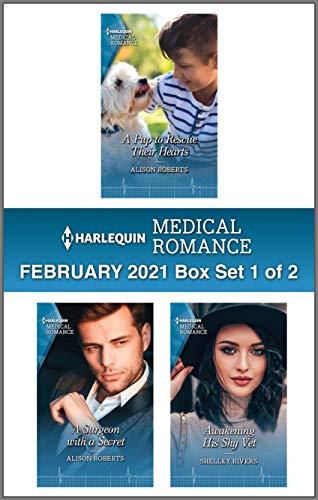 Harlequin Medical Romance February 2021 - Box Set 1 of 2 Alison Roberts, Shelley Rivers, et al.
