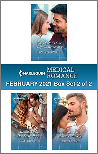 Harlequin Medical Romance February 2021 - Box Set 2 of 2 Charlotte Hawkes, Susanne Hampton, et al.