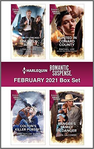 Harlequin Romantic Suspense February 2021 Lisa Childs, Tara Taylor Quinn, et al.