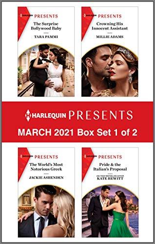 Harlequin Presents - March 2021 - Box Set 1 of 2 Tara Pammi, Jackie Ashenden, et al.