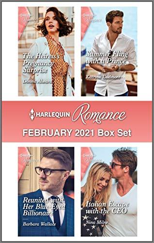 Harlequin Romance February 2021 Box Set Donna Alward, Katrina Cudmore, et al.