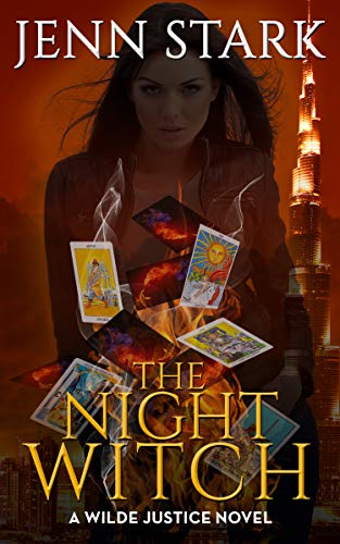 The Night Witch (Wilde Justice Book 6) Jenn Stark