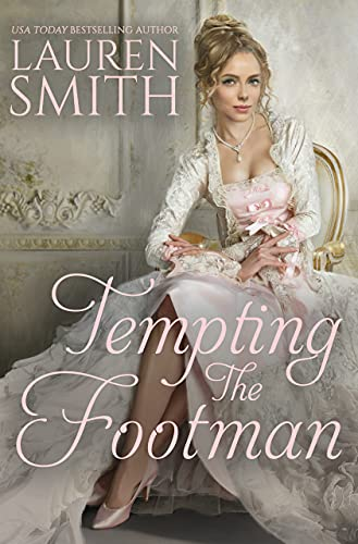 Tempting the Footman (House of Devon Book 5) Lauren Smith and House Devon