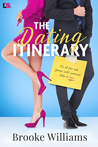 The Dating Itinerary Brooke Williams