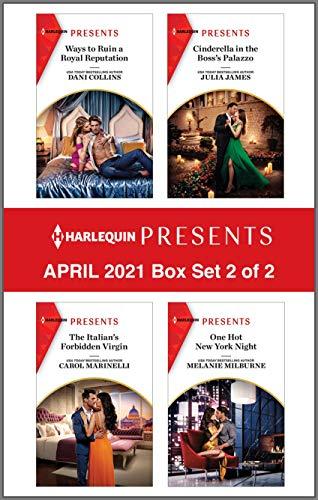 Harlequin Presents - April 2021 - Box Set 2 of 2 Dani Collins, Carol Marinelli, et al