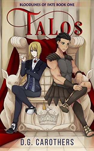 Talos (Bloodlines of Fate Book 1) A.G. Carothers