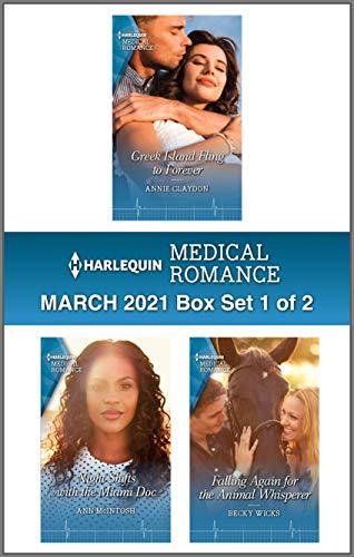 Harlequin Medical Romance March 2021 - Box Set 1 of 2 Annie Claydon, Ann McIntosh, et al.