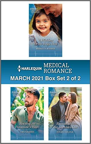Harlequin Medical Romance March 2021 - Box Set 2 of 2 Meredith Webber , Emily Forbes, et al.